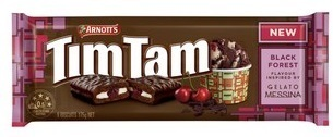 Tim Tams Messina Black Forest 175g