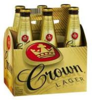 Crown Lager (VIC) Sixpack
