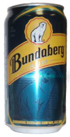 "Bundaberg ""Rum"" & Ginger Beer (QLD) 0,375l"
