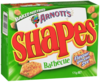 Arnott's Shapes 175g Barbecue ORIGINALS!