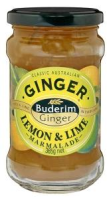 Ginger Lemon & Lime Marmalade 365g Glas