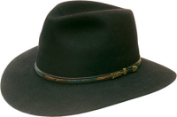 Akubra Leisure Time schwarz