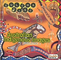 Australian Indigenous Images Vol.1 CD-ROM
