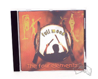 Full Moon: The Four Elements CD