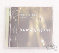 Summer Rain: Tony O'Connor CD