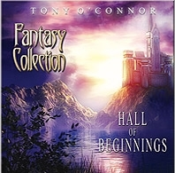 Hall of Beginnings: Tony O'Connor CD