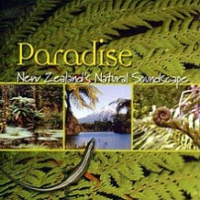 Paradise - New Zealand's Natural Soundscape CD (NZ)