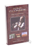 Tony O'Connor Live in Concert Video