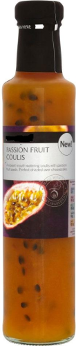 Passionfruit Coulis 255ml (EU)