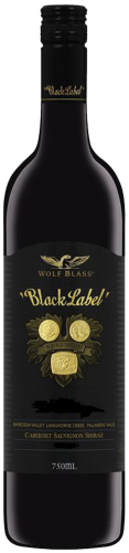 Cabernet Sauvignon Shiraz Wolf Blass Black Label (SA)