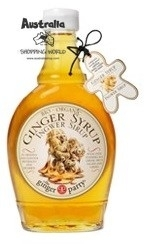 Ginger Syrup 237ml (RC)