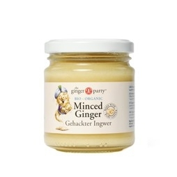 Minced Ginger 190g BIO (RC)