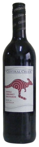 Shiraz Cabernet Sauvignon Central Creek (SEA)