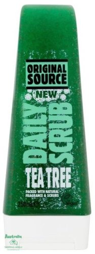 Teebaumöl Daily Scrub 250ml