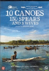 10 Canoes 150 Spears and 3 Wives DVD (engl.) 86 Min.