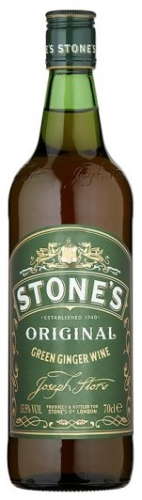 Stone's Green Ginger Wine 0,7l (EU)