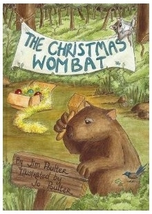 The Christmas Wombat: Jim Poulter (engl.) 48 S.