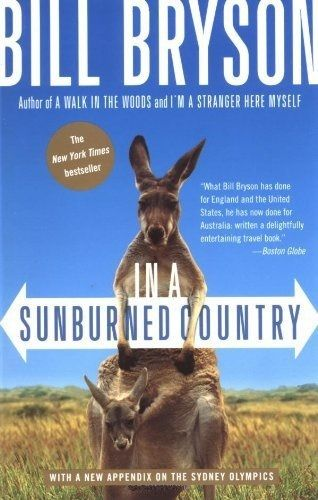In a Sunburned Country: Bill Bryson (engl.) 335 S.
