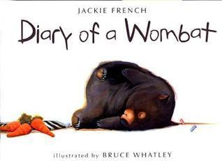 Diary of a Wombat: Jacke French/Bruce Whatley (engl.) 32 S.