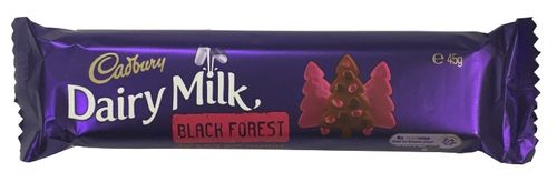 Cadbury Dairy Milk Black Forest 45g