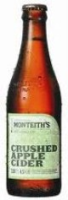 Monteith's Crushed Apple Cider (NZ) Flasche MHD