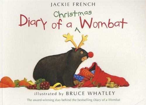 Diary of a Christmas Wombat: Jacke French/Bruce Whatley (engl.) 32 S.