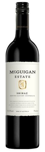 Shiraz McGuigan Estate (SA)