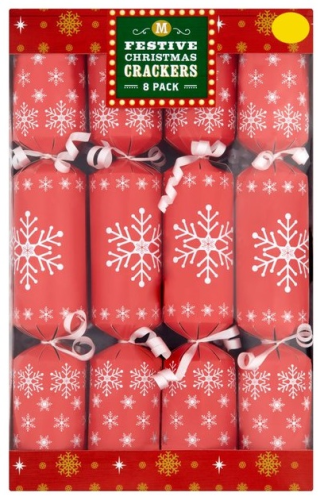 Christmas Crackers 12 Pkg