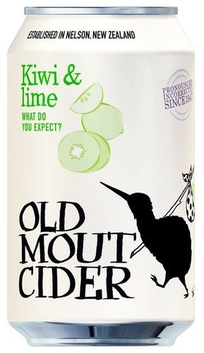 Old Mout Cider Kiwi & Lime 330ml Dose (EU)