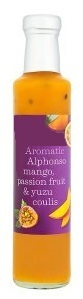Mango Passionfruit & Yuzu Coulis 255ml (EU)