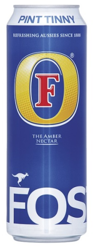 "Foster's Lager Beer ""Pint"" (EU) Dose 0,568l MHD"