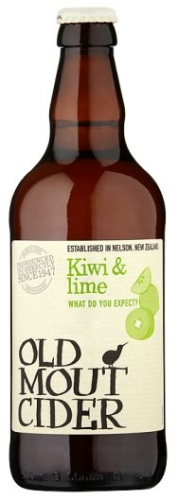 Old Mout Cider Kiwi & Lime 500ml (EU) MHD