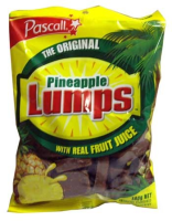 Pineapple Lumps 140g (NZ)