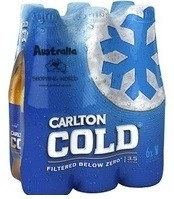Carlton Cold (VIC) Sixpack