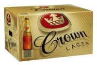Crown Lager (VIC) x 24