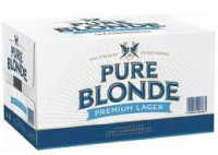 Pure Blonde Lager (VIC) x 24