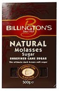 Natural Molasses Sugar/Zucker 500g