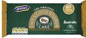 Golden Syrup Cake 200g