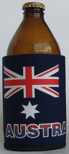 Stubby Holder Australienfahne