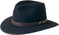 Akubra The Outback schwarz