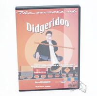 The Secrets of Didgeridoo DVD