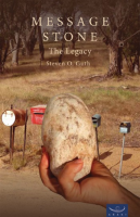 Message Stone - The Legacy: Steven Guth (engl.) 136 S.