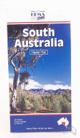 South Australia Handy Map 1: 1,7 Mio Faltkarte