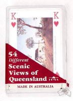 Spielkarten 54-Satz Scenic Views of Queensland