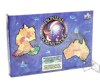 Pioniere Down Under Brettspiel
