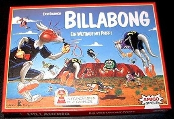 Billabong Brettspiel