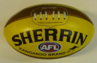 Football Australian Rules Sherrin Richmond