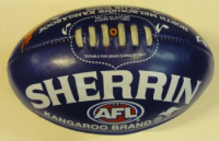 Football Australian Rules Sherrin North Melbourne