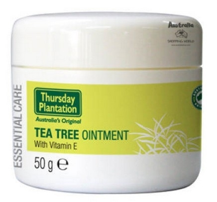 Tea Tree Teebaumoel Salbe 50 ml Dose (NZ)