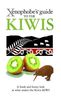 Xenophobe's Guide to the Kiwis (engl.) 60 S. (NZ)